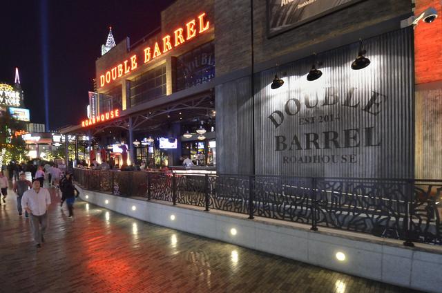 Las vegas nevada double barrel casino casinos et jeux en ligne