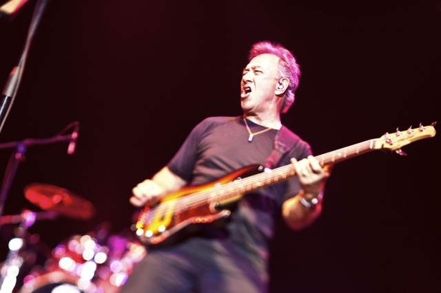 Stu Cook of Creedence Clearwater Revisited (Courtesy)