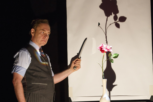 """Teller of Penn & Teller won a lawsuit against a European entertainer who advertised for sale an illusion similar to """"Shadows,"""" one of Teller's signature illusions and an illusion for whi ..."""