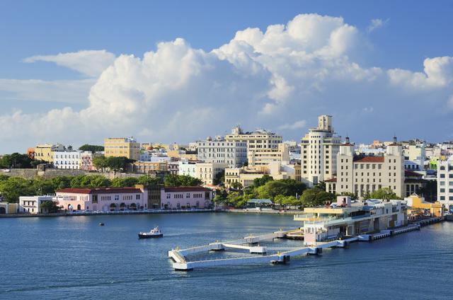 San Juan, Puerto Rico (Thinkstock)