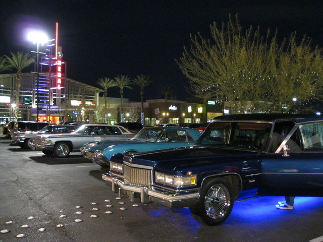The next Third Thursday event at Village Square, 9400 W. Sahara Ave., is set for March 17, with a classic and hot rod car show planned. Special to View