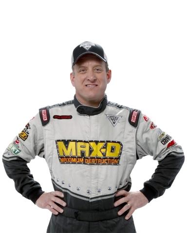 Monster Truck driver Tom Meents (Courtesy Monster Jam)