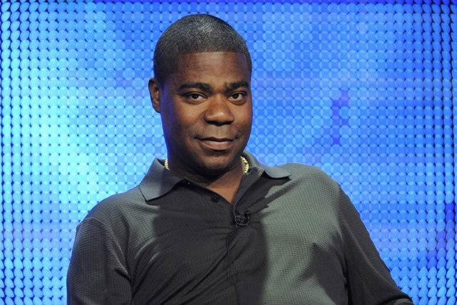 Comedian Tracy Morgan was critically injured when a Walmart tractor-trailer rear-ended his limo bus on the New Jersey Turnpike in 2014. (Reuters/Phil McCarten)