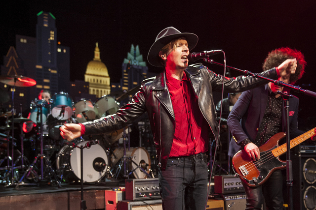 Catch Beck on March 10 at the Brooklyn Bowl. (Courtesy photo)