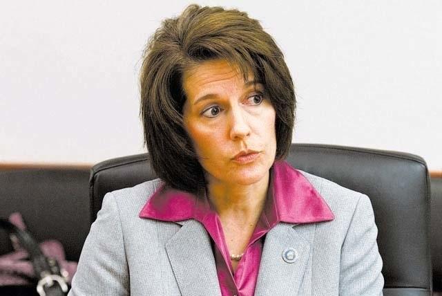 Democratic U.S. Senate candidate and former Nevada Attorney General Catherine Cortez Masto. File