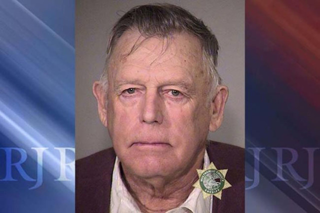 This Wednesday, Feb. 10, 2016 booking photo provided by the Multnomah County, Ore., Sheriff''s office shows Nevada rancher Cliven Bundy. (Multnomah County, Ore., Sheriff''s office via AP)
