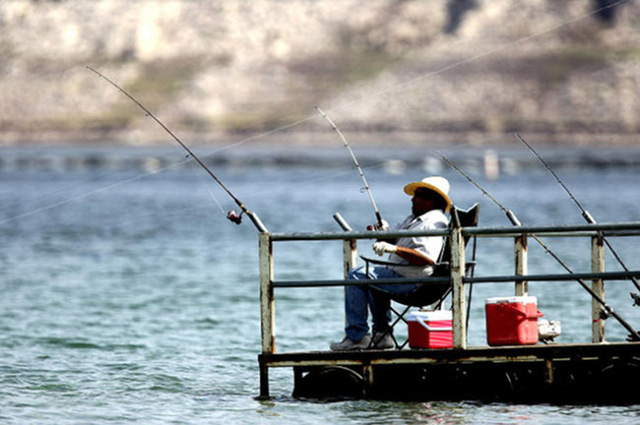 Nevada Fishing Report March 3 2016 Las Vegas Review