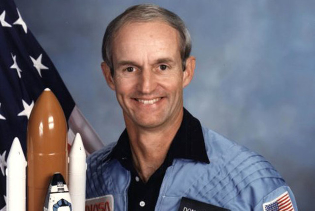 As an astronaut, Donald E. Williams logged more than 287 hours in space during two missions. He had lived in Henderson since 2007 where he died Feb. 23, 2016 at age 74. (NASA photo)