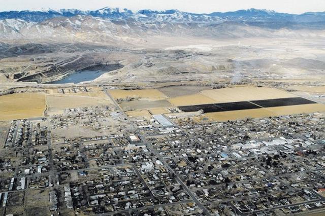 City of Yerington (Cathleen Allison/Las Vegas Review-Journal file)