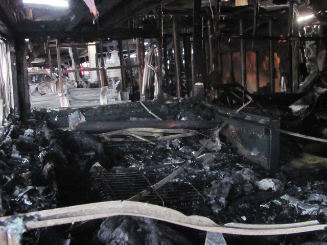 Travel Trailer Fire Causes