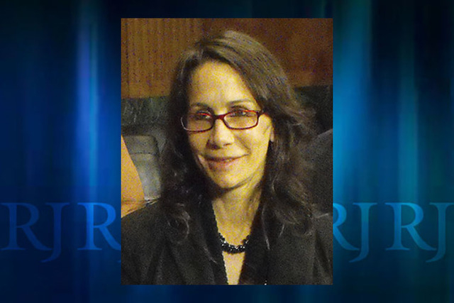 Nancy Brune (Las Vegas Review-Journal)