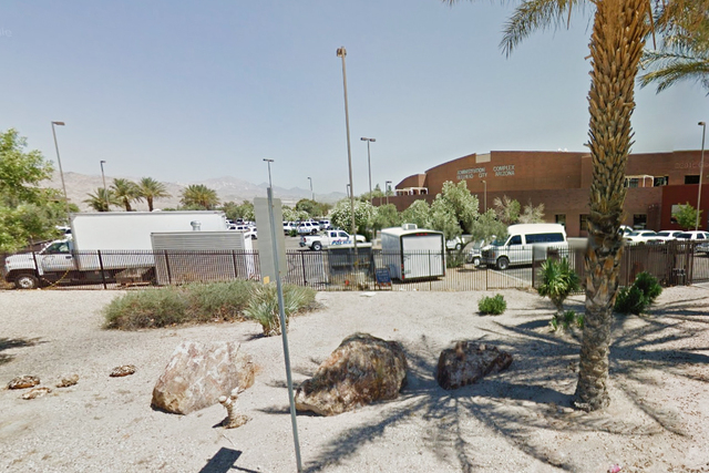 Bullhead City Administration Complex (Google Street View)