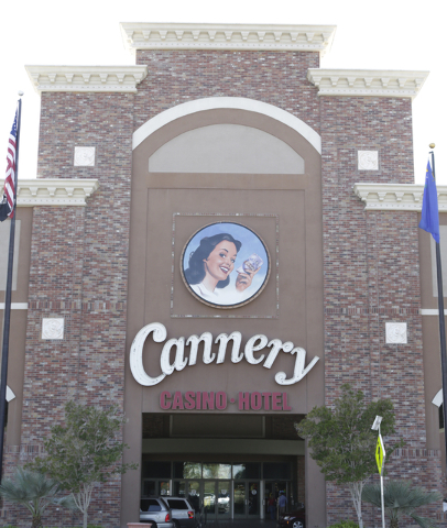 The Cannery hotel-casino is shown Wednesday, April 20, 2016. Casino operator Boyd Gaming Corp. is close to an agreement to buy Cannery Casino Resorts LLC, in a deal that will value the privately h ...