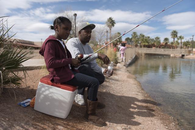 Nevada Fishing Report April 7 2016 Las Vegas Review