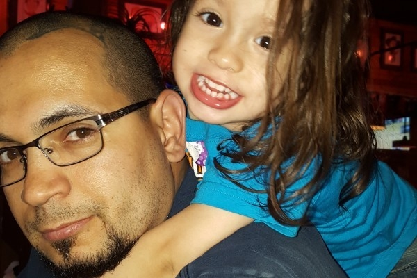 """Edgar Palomino, 33, was shot multiple times April 17 while standing in a front yard with Javier Rodriguez Ruiz, 29. """"Edgar was a funny, charismatic personality,"""" read a GoFundMe page set up to off ..."""