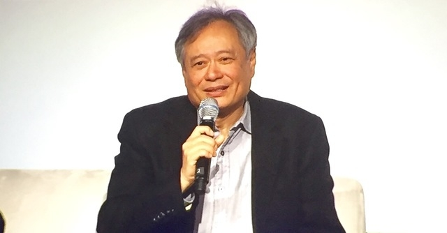 """Ang Lee discusses his latest movie, """"Billy Lynn's Long Halftime Walk,"""" Saturday during the National Association of Broadcasters Show at the Las Vegas Convention Center. (Chris Lawrence/Las Vegas R ..."""