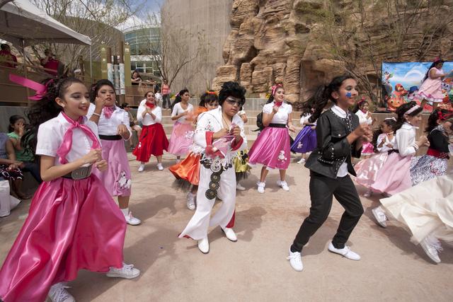 Springs Preserve will celebrate Dia del Nino from noon to 5 p.m. Saturday. (courtesy photo)