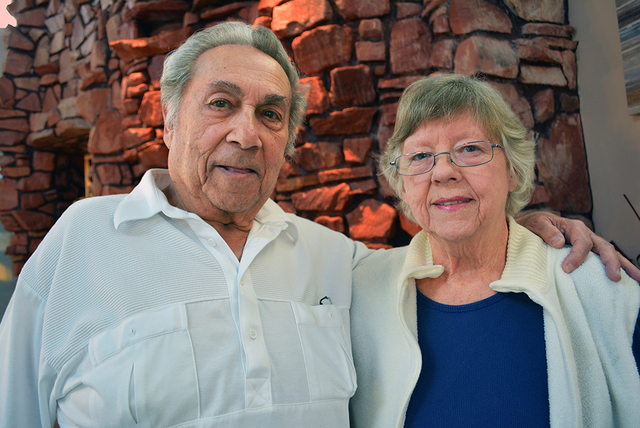 Allen and Susie Rosoff designed their home at 295 E. Cactus Ave. around their indoor pool and spa. They owned the Glass Pool Inn on Las Vegas Boulevard, which closed in 2003 and razed a year later ...