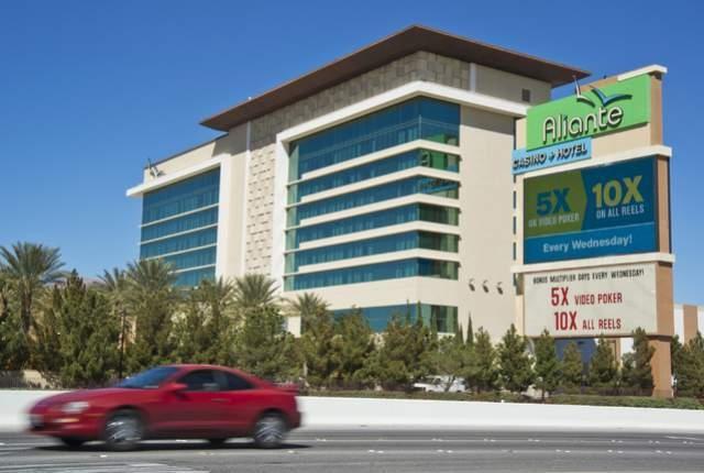 The Aliante Hotel awaits visitors at 7300 N. Aliante Pkwy. in North Las Vegas on Thursday, March 10, 2016. Daniel Clark/Las Vegas Review-Journal file photo Follow @DanJClarkPhoto