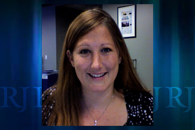 The new spokeswoman for North Las Vegas is Delen Goldberg. (LinkedIn)