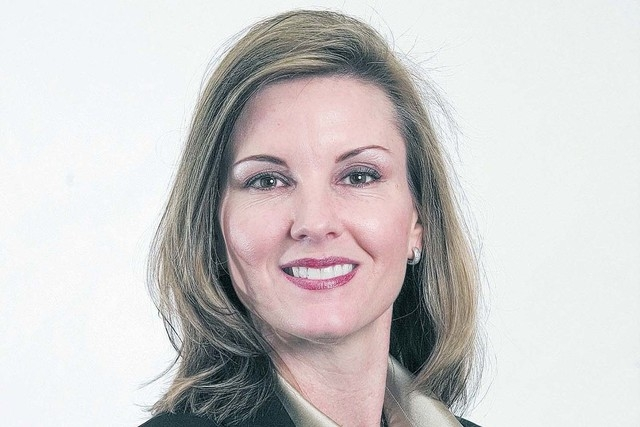 Henderson Municipal Judge Diana Hampton (Las Vegas Review-Journal)