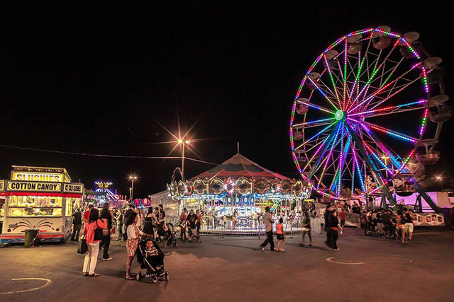 The Great American Foodie Fest is set to feature more than 50 food trucks and vendors, along with carnival rides and entertainment, April 28-May 1 at Sunset Station, 1301 W. Sunset Road. Special t ...