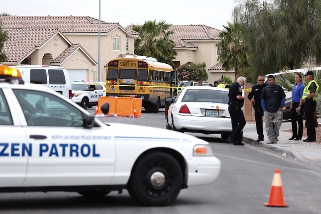 School bus strikes, kills toddler in North Las Vegas | Las