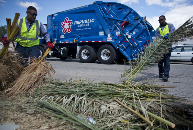 These aren't the garbage collectors you're thinking of | Las