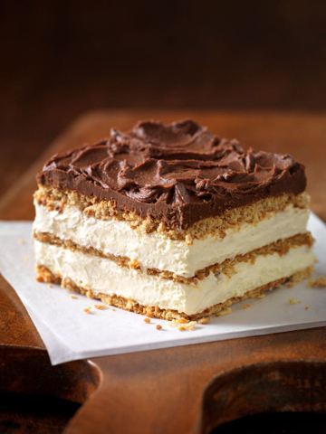 "Graham Cracker Eclair ""Cake"" (Cool Whip/Kraft Heinz Co.)"