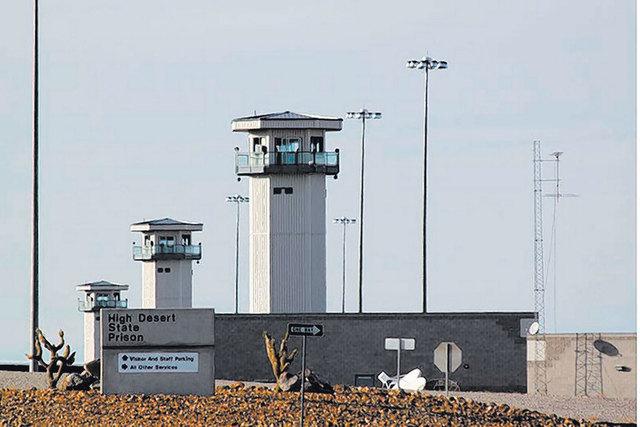 High Desert State Prison in Indian Springs. (Courtesy/FlickR)