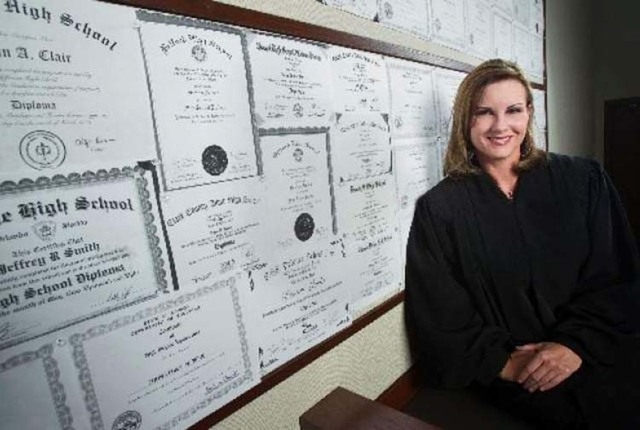 Henderson Municipal Judge Diana Hampton. (Courtesy)