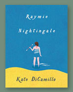 "Kate DiCamillo's new novel, ""Raymie Nightingale"" is about a girl who hopes to reunite her estranged parents. (Courtesy)"