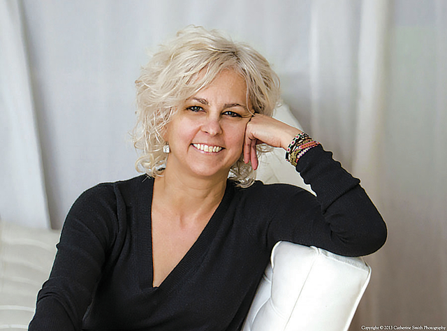 Two-time Newbery medalist Kate DiCamillo will attend a reading and book-signing Tuesday at Las Vegas' Historic Fifth Street School. (Courtesy Candlewick Press)