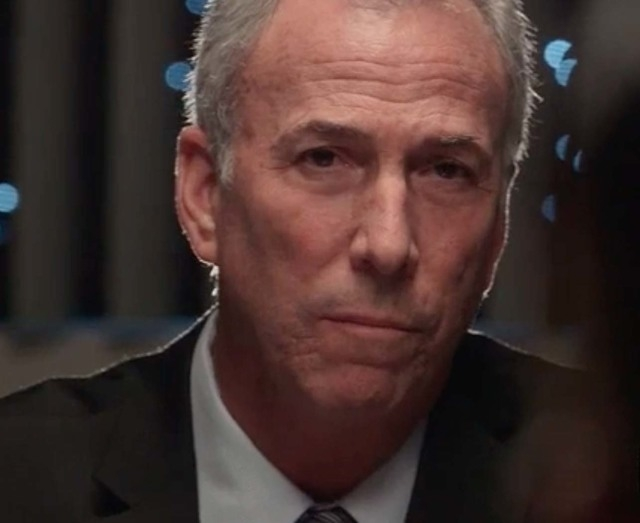"""Clark County District Attorney Steve Wolfson is shown in a scene from """"Las Vegas Law,"""" which premieres May 12. The show features crime stories with unprecedented access to the distri ..."""