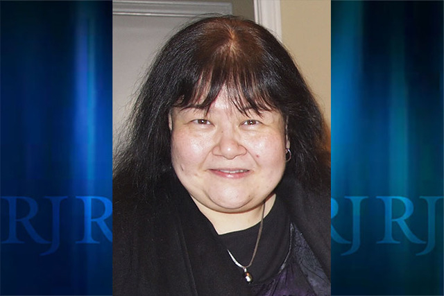 Lisa Kim Bach is shown in this photo taken Nov. 24, 2013. (Courtesy)