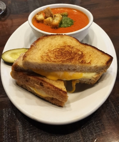 Grilled cheese sandwich (Courtesy Northside Cafe)