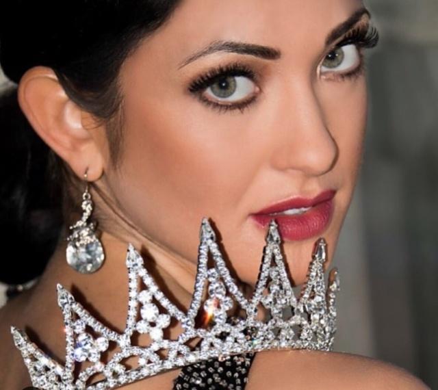 Miss Nevada United States Amanda Gibson (Courtesy)