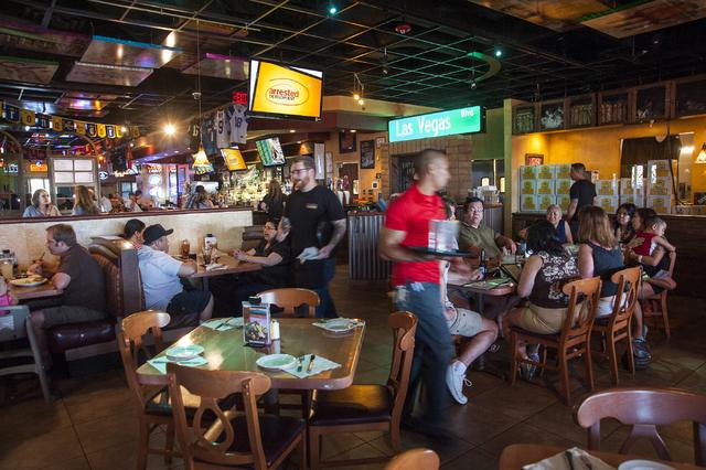 Nacho daddy opening restaurant on las vegas strip