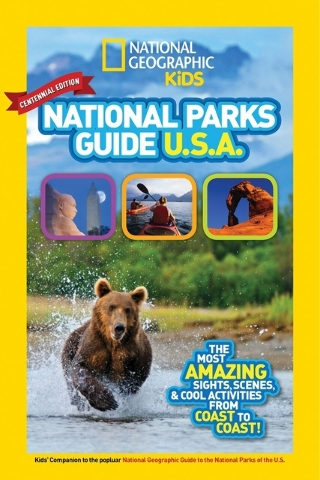 Kids can learn about amazing sights, scenes and cool activities from coast to coast in this new book by National Geographic Kids. Special to View