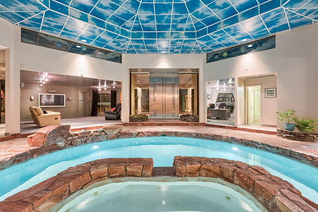 """Susie Rosoff advises the future owners to, """"have fun because this is a party house.""""  (COURTESY OF LUXE ESTATES & LIFESTYLE)"""