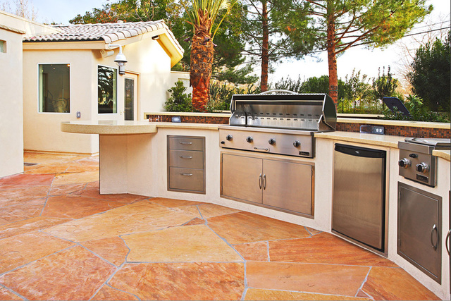 """It's so much more convenient to cook outside especially in the summer when you don't want to turn on the stovetop in the house and want to be able to watch your kids while you cook,"" said ..."