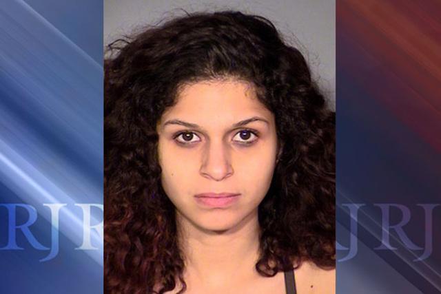 Chloe Scordianos. (Las Vegas Metropolitan Police Department)