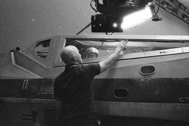 """From the set of """"Star Wars: Episode VIII."""" (Variety via Disney)"""