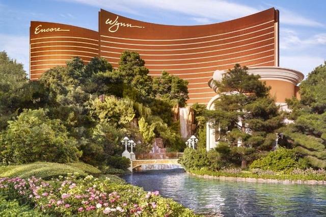 Wynn Las Vegas announce expansive new retail complex featuring more than 75,000 sq. ft. of of luxury retail space, debuting fall 2017. (PRNewsFoto/Wynn Las Vegas)