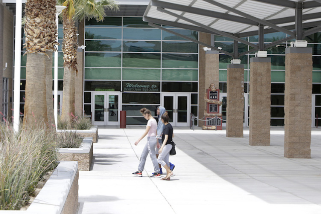 Lawsuit Accuses Ccsd Of Covering Up 2014 Attack On Desert
