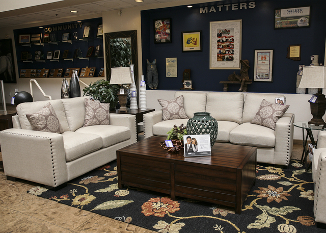 The Donny Osmond Home Furniture Is Showcased At Walker Furniture, 301 S.  Martin Luther