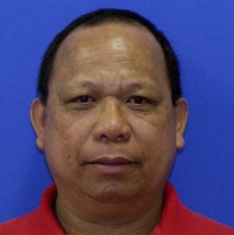 Eulalio Sevilla Tordil, 62, is shown in this undated photo provided May, 6, 2016. Police are seeking Tordil, an officer with the U.S. Department of Homeland Security, who is suspected of killing h ...