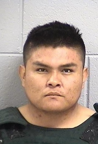 This photo provided by San Juan County, N.M. Detention Center shows Tom Begaye of Waterflow, N.M. Begaye was arrested in connection with 11-year-old Ashlynne Mike's disappearance and death. The FB ...