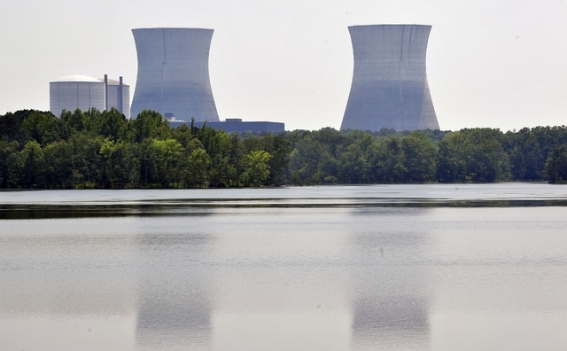 FILE - This June 2, 2011 photo shows the Tennessee Valley Authority's Bellefonte Nuclear Plant site in Hollywood, Ala. On Thursday, May 5, 2016, the Tennessee Valley Authority board voted to sell  ...