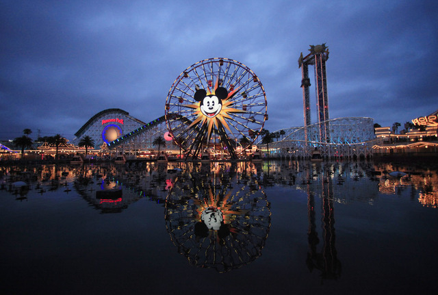 Disney's California Adventure (Jae C. Hong/AP)